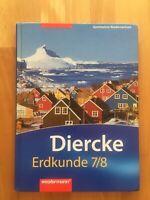 Diercke Erdkunde 7/8 ISBN 978-3-14-114577-9 Niedersachsen - Garbsen Vorschau
