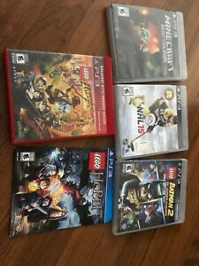 PS3 games @ 5.00 each