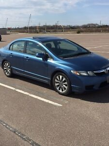 2009 fully loaded civic