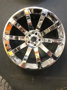 Roue replica chrysler 300 srt 20 pouces chrome