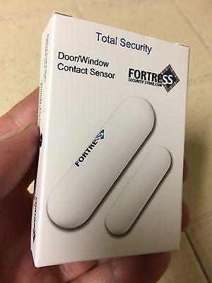 Fortress Security Store- Wireless Window/Door DIY Contact Se