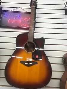 Yamaha fgx 700sc Electric acoustic guitar