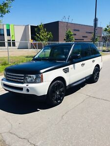 Range Rover SuperCharge 2007