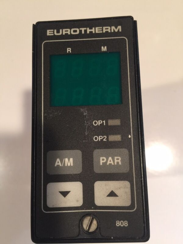 Eurotherm Controls 808/L1/T1/0/C4/0/QLS (AJHF230) Range 32 to 800F