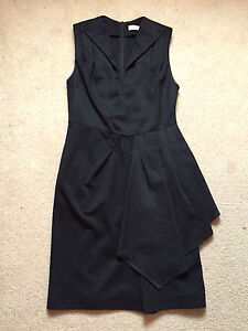Calvin Klein Black Dress Size 6 Sleeveless