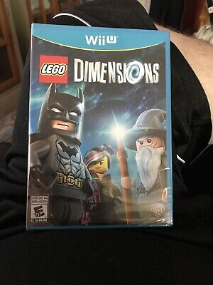 LEGO Dimensions Wii U Disk ONLY