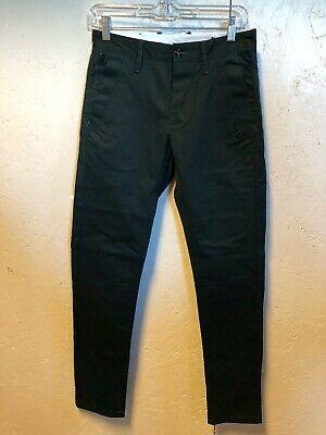 G-STAR RAW - BRONSON SLIM CHINO PANTS - W28 L32
