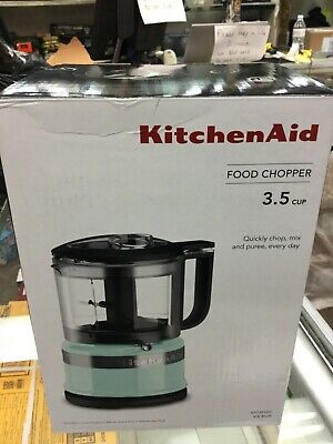 KitchenAid KFC3516IC 3.5 Cup Mini Food Processor Guaranteed nib