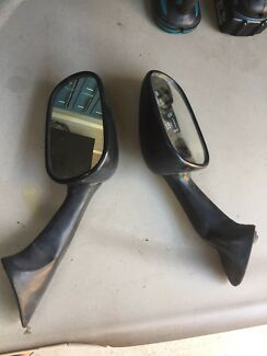 Vfr800 wing mirrors