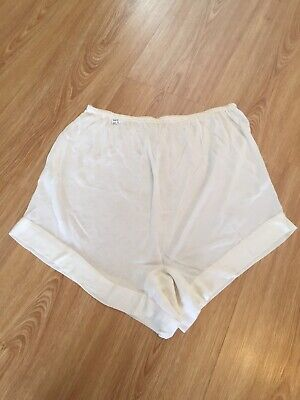 Vintage 1950s Silky Rayon  French Knickers Size XX New Old Stock