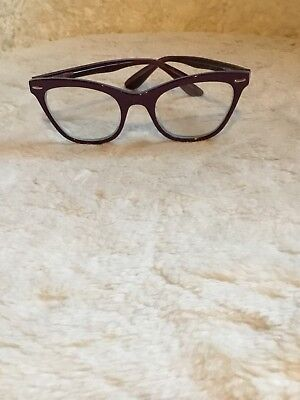 Zenni Optical Purple Cateye Glasses   Retired