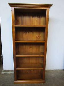 C44026 Solid Pine Bookshelf Mount Barker Mount Barker Area Preview