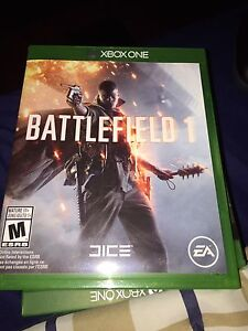 Battlefield 1 trade or sell
