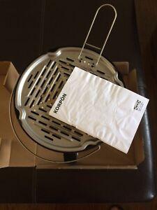 Portable BBQ grill