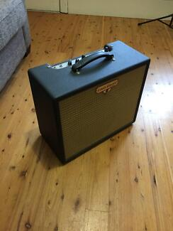 Louis Electric Buster (fender tweed deluxe valve guitar amplifier Paddington Eastern Suburbs Preview