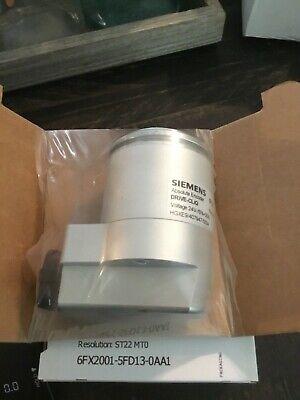 New Siemens 6fx2001-5fd13-0aa1 Absolute Encoder 24 Volt. 24v