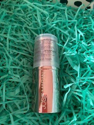 Josie Maran Argan Color Stick in HAPPY full size 16g new & unused