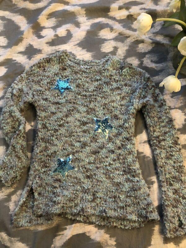 Justice Sweater Sz 10