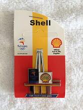 SYDNEY OLYMPIC GAMES 2000 SHELL SPONSORSHIP COLLECTOR PIN # 94832 Cleveland Redland Area Preview