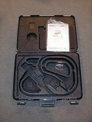 Olympus Sif Type Q180 Endoscope Case With Key Endoscopy Flexible Sif-q180