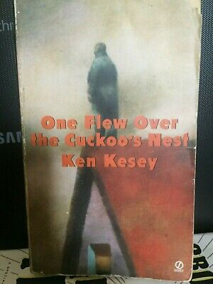 One Flew over the Cuckoo's Nest Paper Back by Ken Kesey