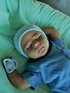 Reborn Baby Doll AA Made by Shelleys Reborns Rockville Toowoomba City Preview