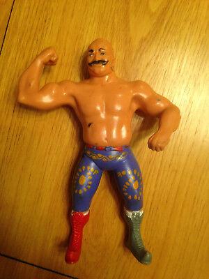 WWF LJN Iron Sheik Wrestling Figure WWE