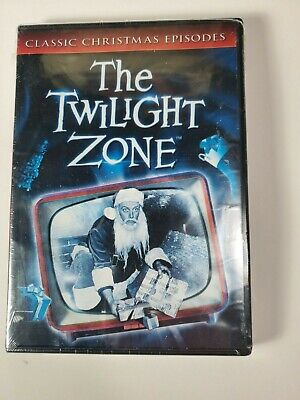 The Twilight Zone: Classic Christmas Episodes [New DVD] Full Frame ()
