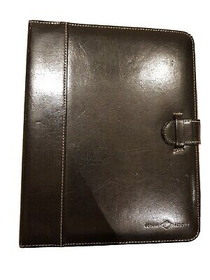 Joseph Abboud iPad 2 Leather Cover - Black
