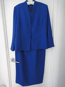 LADIES SZ 18 FORMAL 3 PCE SUIT WORN ONCE TO WEDDING - AS NEW Collingwood Park Ipswich City Preview