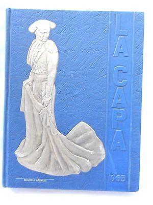 For sale 1965 LA MIRADA HIGH SCHOOL YEARBOOK LA MIRADA, CALIFORNIA LA CAPA
