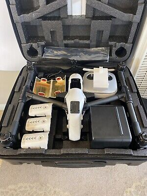 DJI Inspire 1 PRO Quadcopter with ZENMUSE X5 Camera , 3 Batteries, Controller