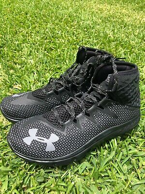 New Under Armour Project The Rock Delta Training Shoes 3020175-001 Mens Sz 9