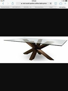 Nick Scali Quattro Coffee Table Calamvale Brisbane South West Preview