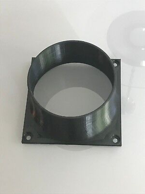 """4 SORBO VIBRATION ISOLATION DISC CIRCLE FEET PAD 1x1//4in 25x6mm PC CASE AMP 1/"""""""