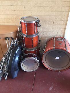 Drum kit pearl export Henley Brook Swan Area Preview