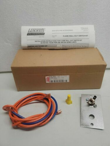 LENNOX 15L93 FLAME ROLL-OUT SWITCH KIT LB-93376A G26 SERIES UNITS