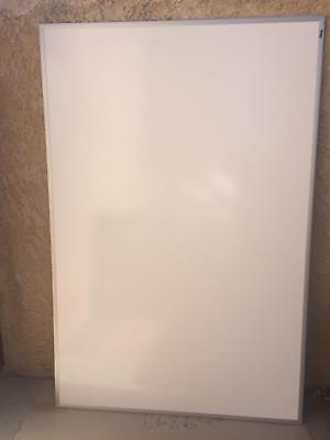 Dry Erase Board 72w X 48h 6 X 4 White Board Silver Finish Aluminum Large