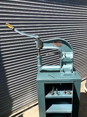 Roper Whitney Model 15 Sheet Metal Punch Prototyperework Rare