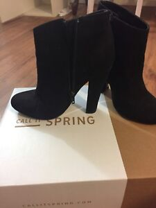 Call It Spring High Heel Boots