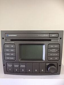 VY Commodore Blaupunkt Single Disk Head Unit St Kilda Port Phillip Preview