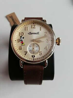Ingersoll Mens - Disney Mickey Mouse - Limited Edition
