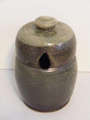 "Курильница Handcrafted pottery stoneware 5.5"" incense"