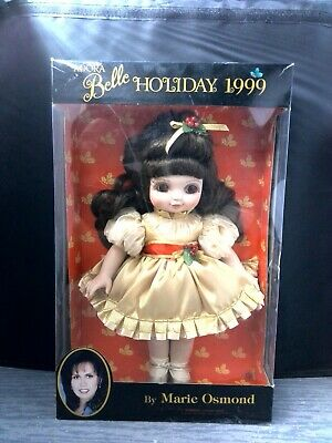 Adora Belle Holiday 1999 by Marie Osmond