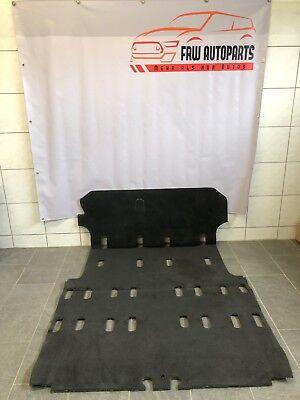 VW T5 Caravelle Kombi Transporter Lang Fussboden Teppich Bodenbelag schwarz  gebraucht kaufen  Altlewin