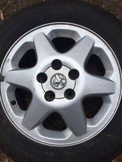 Holden Astra wheels ts model