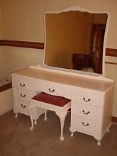 Queen Anne Dressing Table Seacombe Gardens Marion Area Preview