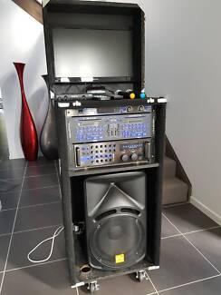 VocoPro DVD/HDD Professional Karaoke Machine