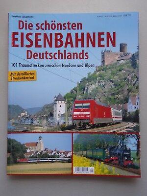 2 Zeitschriften Fahrzeug Katalog DB 2015 +schönsten Eisenbahnen Deuschlands 2016