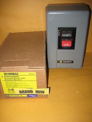 2510MBG2  Manual Starter 2510 MBG2  -------------> BRAND NEW